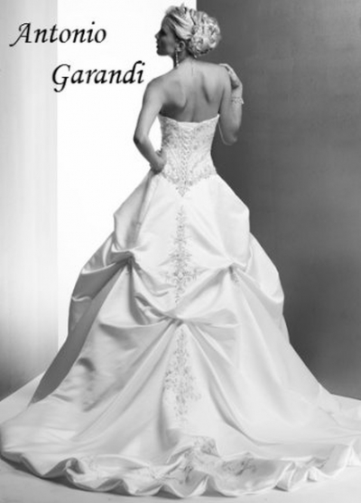 Νυφικά Princess vintage